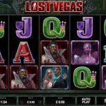 Lost Vegas Slot – Will You Be a Survivor or a Zombie?