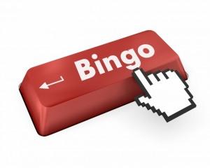 press the bingo button