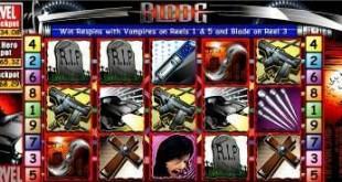 blade slot from the Marvel slots range