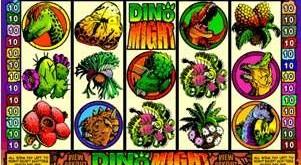 dino might slot