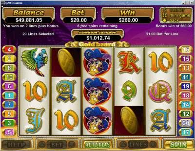 Goldbeard Slot