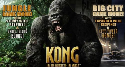 Kong slot game