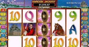 ronin slot game