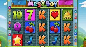 Mega Boy slot from iSoftBet