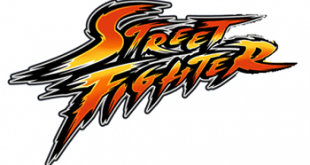 Street Fighter slot logo