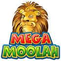 Mega Moolah Slot Lion Logo