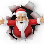 Christmas with Santa Claus