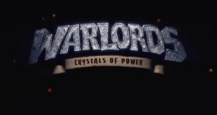 Warlords - Crystals of Power Slot