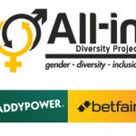 All-in Diversity Project Joined by Paddy Power Betfair (Press Release)