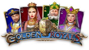 Golden Royals Slot Icon from Booming Games