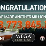Jackpot Winner on NetEnts Mega Fortune™ Progressive Slot