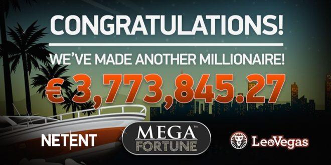 Mega Fortune Jackpot 2