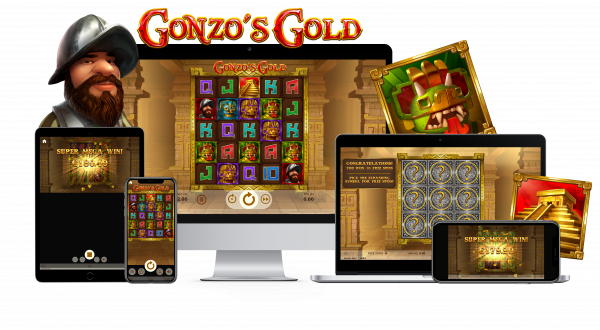 Gonzo's Gold Slot